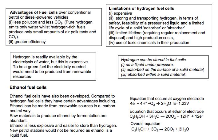 6 Fuel cells |