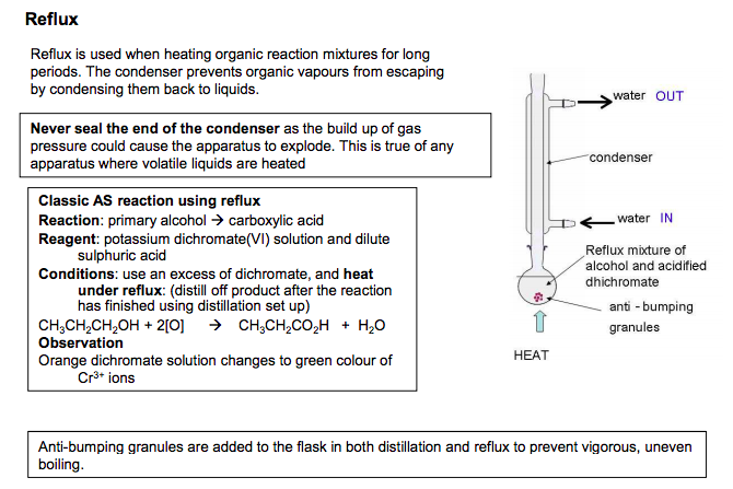 anti bumping granules how they work
